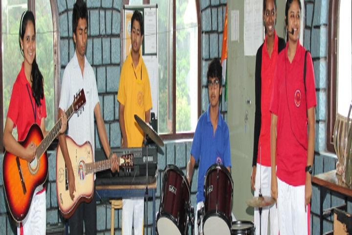 Jubilee Hills Public School-Music Room