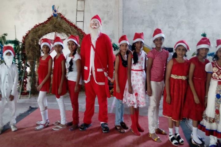 Kencrest International School-Christmas Celebrations