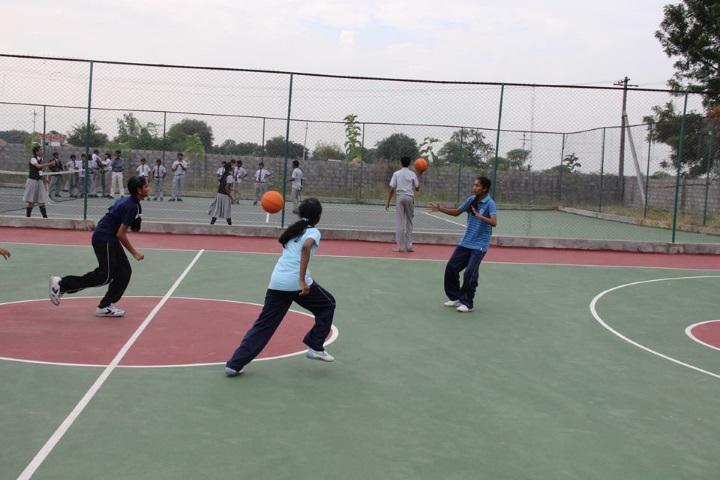 Kencrest International School-Sports