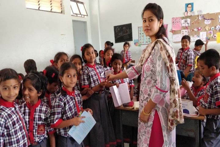 Kendriya Vidyalaya-Deworming Competition