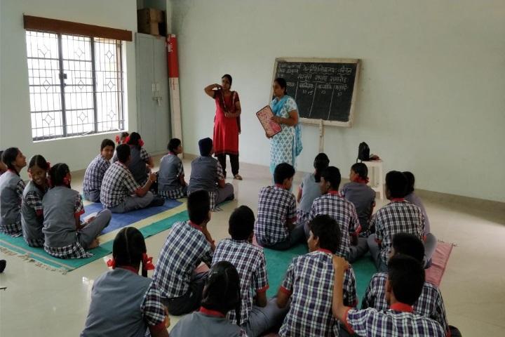 Kendriya Vidyalaya-Sanskrit Week Celebrations