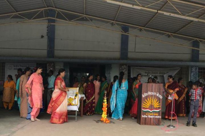 Kendriya Vidyalaya-Unity Day Celebrations