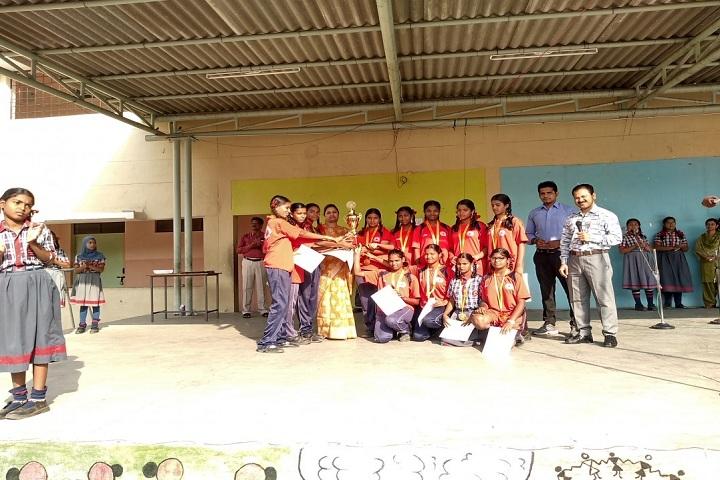 Kendriya Vidyalaya-Regional Sports Meet