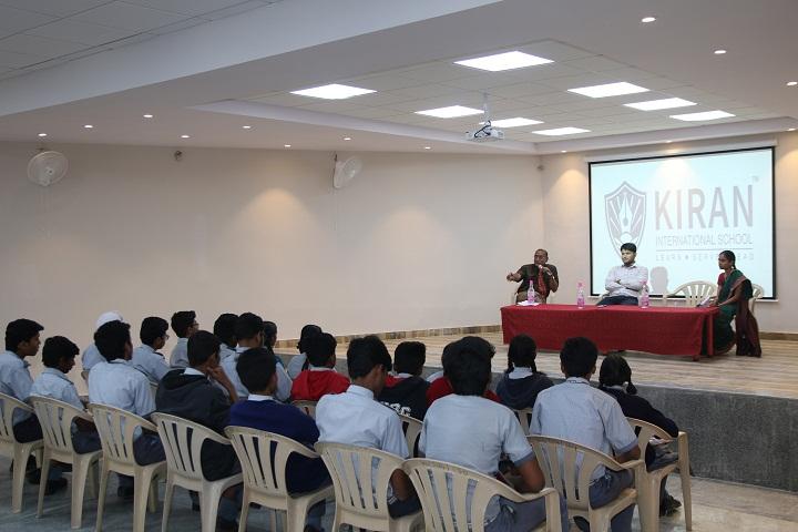 Kiran International School-Auditorium