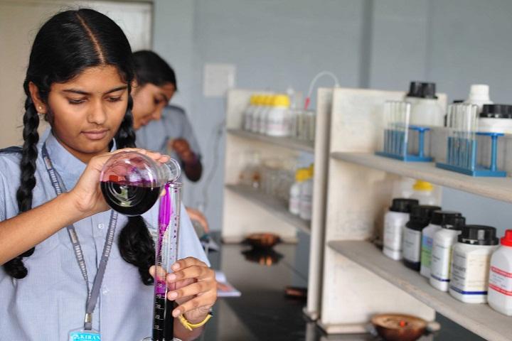 Kiran International School-Chemistry-Lab