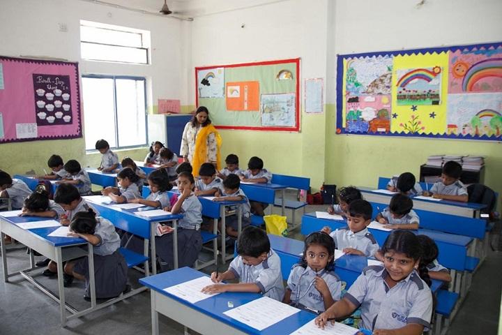 Kiran International School-Class-Room