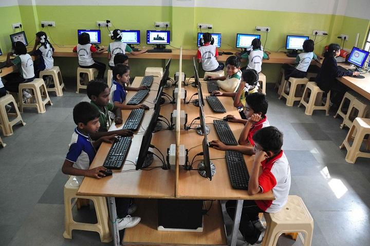 Kiran International School-IT-Lab