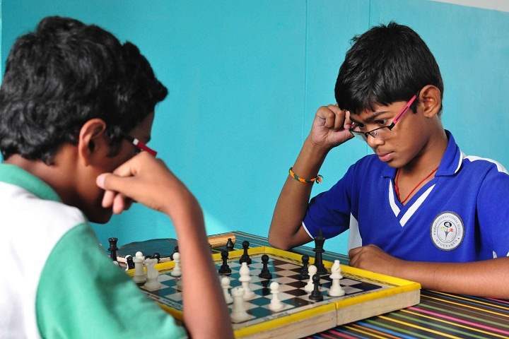 Kiran International School-Indoor-Games