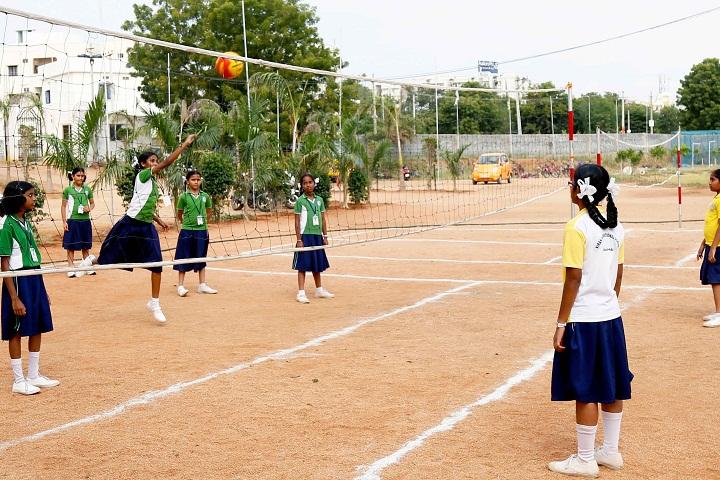 Kiran International School-Sports