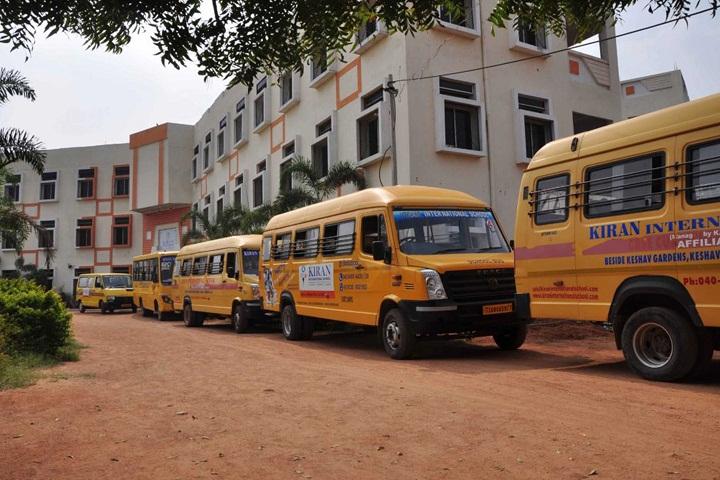 Kiran International School-Tranport