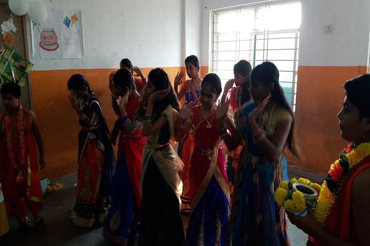 Lead India School-Dance