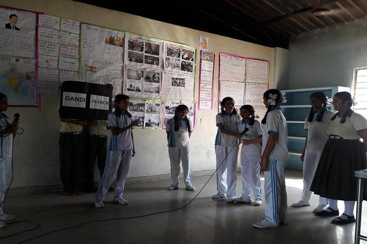 Lead India School-Music Room