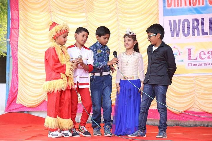 Lead India School-Singing