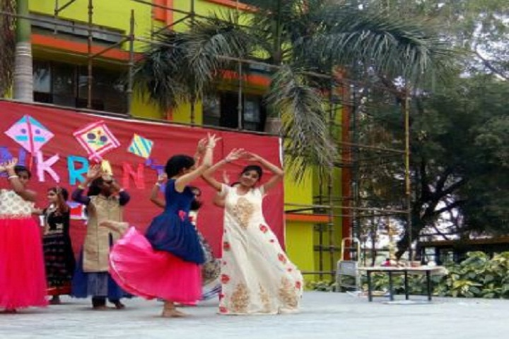 Lotus National School-Dance