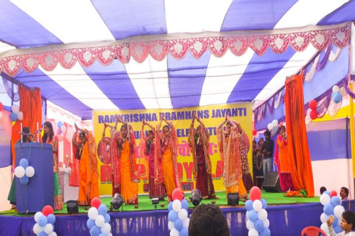 Ramkrishna Paramhans Vidyalaya-Annual Day