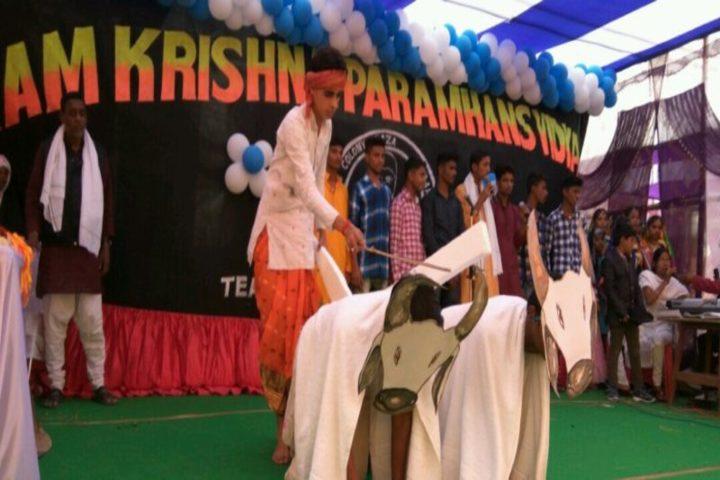 Ramkrishna Paramhans Vidyalaya-Skit