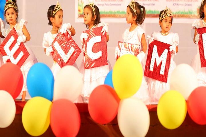 Lotus National School-Annualday