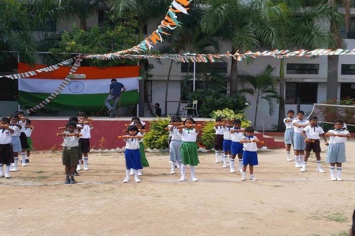 Lotus National School-Dance