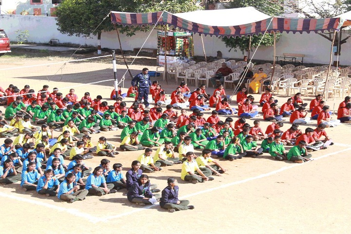 Lotus National School-Ground