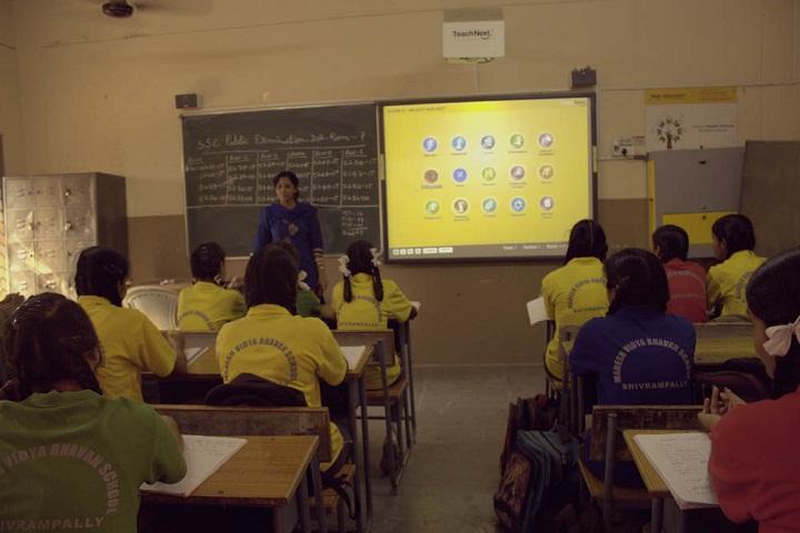 Mahesh Vidya Bhavan High School-Class