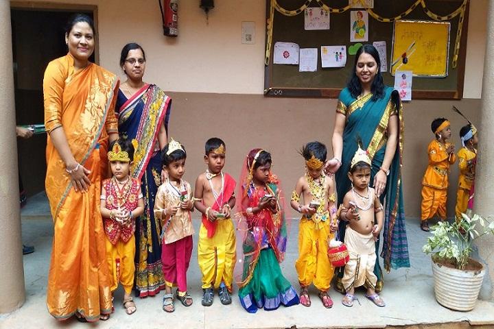 Mahesh Vidya Bhavan High School-Fancy-Dress