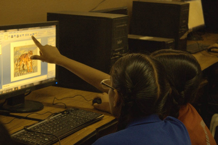 Mahesh Vidya Bhavan High School-IT-Lab