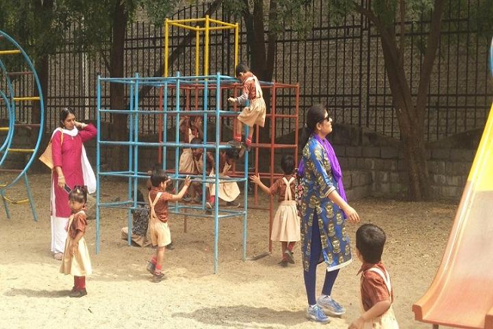 Mahesh Vidya Bhavan High School-Kindergarden