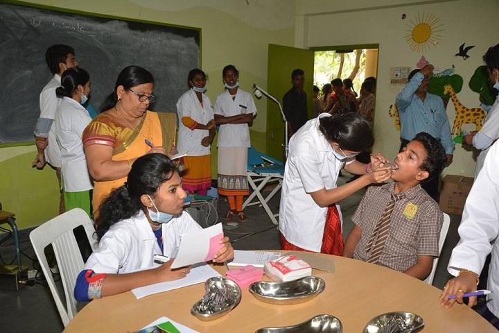 Mahesh Vidya Bhavan High School-Medical-Care