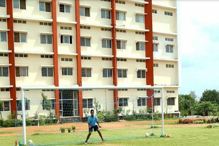 Manthan School-Campus