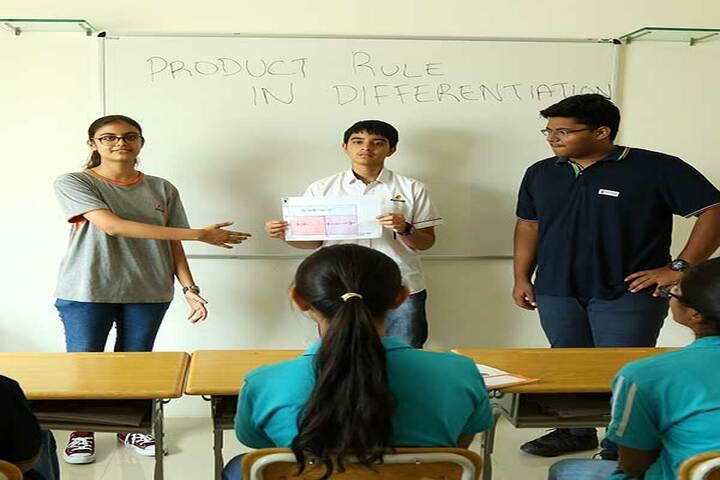 Manthan School-Debate