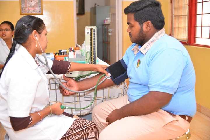 Manthan School-Medical Facility