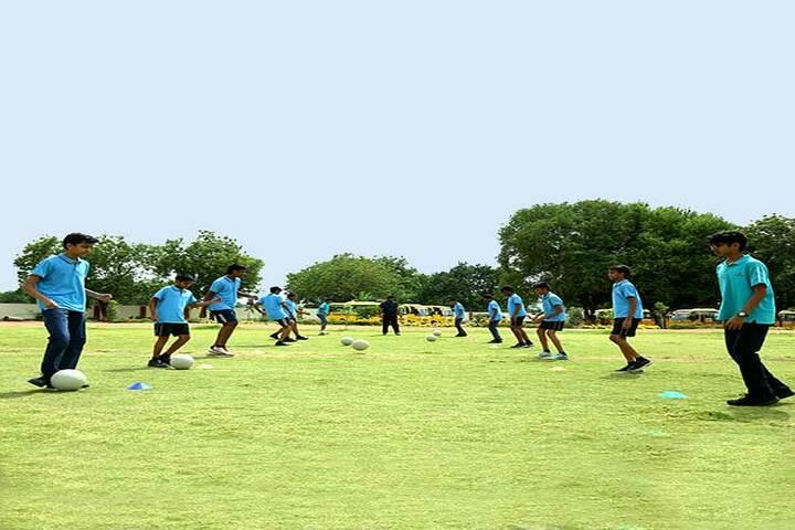 Manthan School-Sports