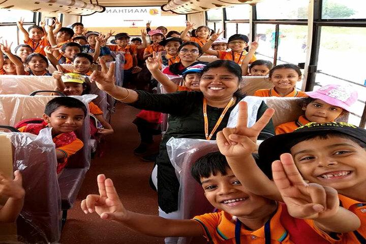 Manthan School-Transport