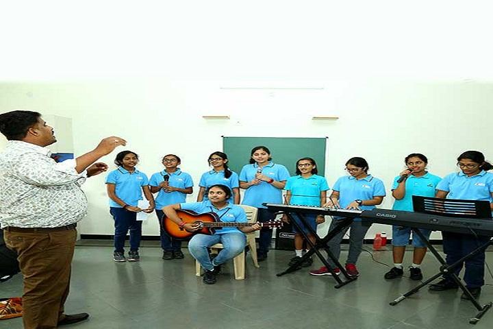 Manthan School-Music Room