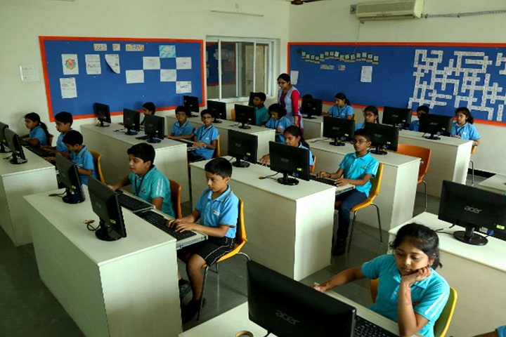 Manthan School-IT Lab