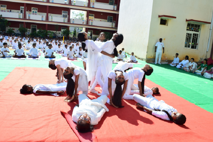 Matrusri Dav Public School-Dance