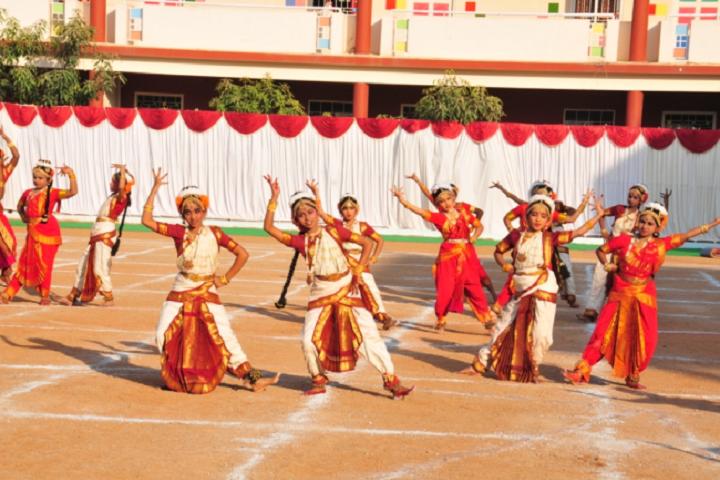 Matrusri Dav Public School-Dance1