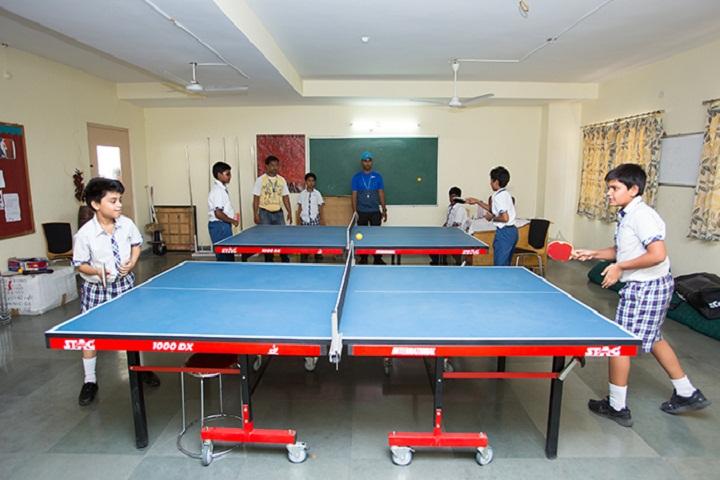 Meridian School-Biology-Indoor-Games