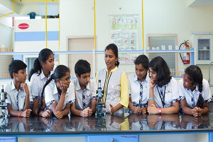 Meridian School-Biology-Lab