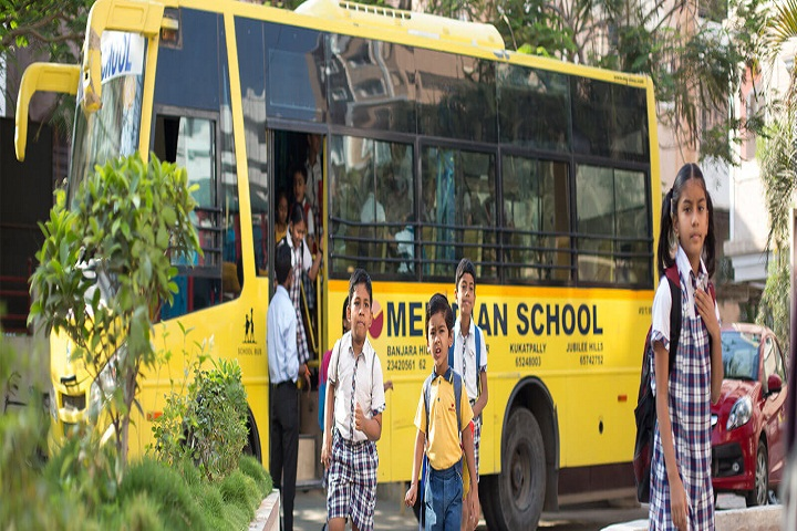 Meridian School-Biology-Transport