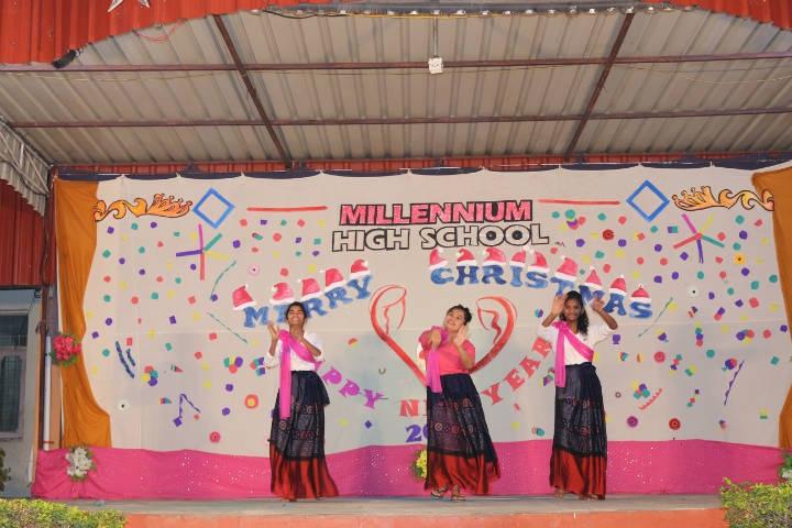 Millennium High School-Dance