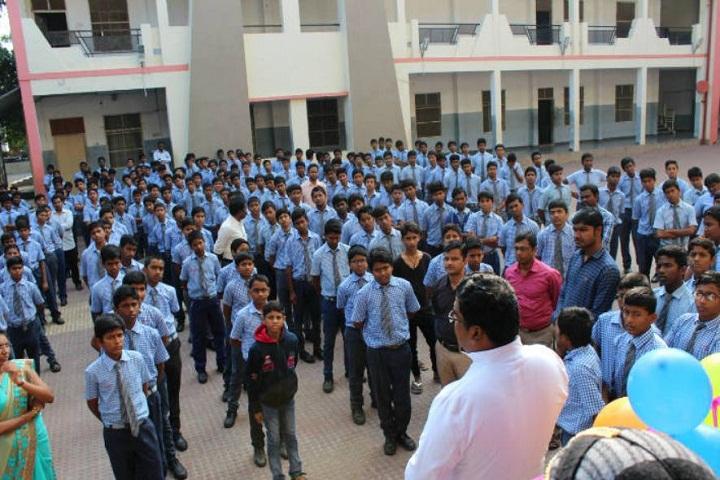 Millennium High School-Ground