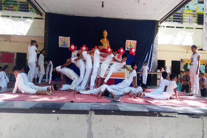 Mnr School Of Excellence-Dance