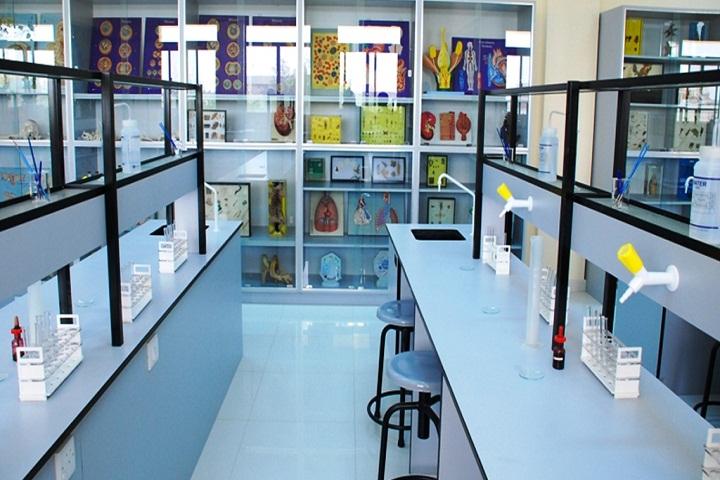 Mnr School Of Excellence-Science-Lab