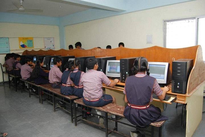 MNR School Of Excellence-IT Lab