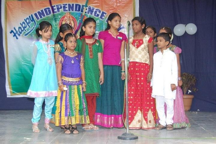 MNR School Of Excellence-Singing