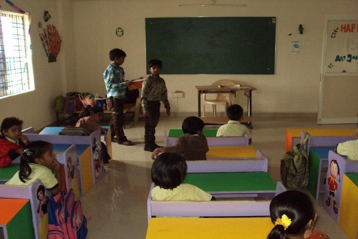 Montridge School-Class-Room