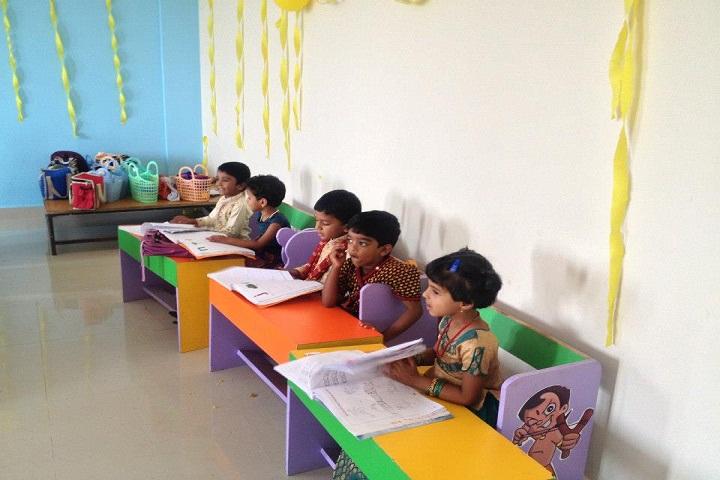 Montridge School-Kids-Area