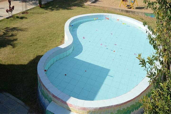 Mount Carmel Global School-Swimming-Pool