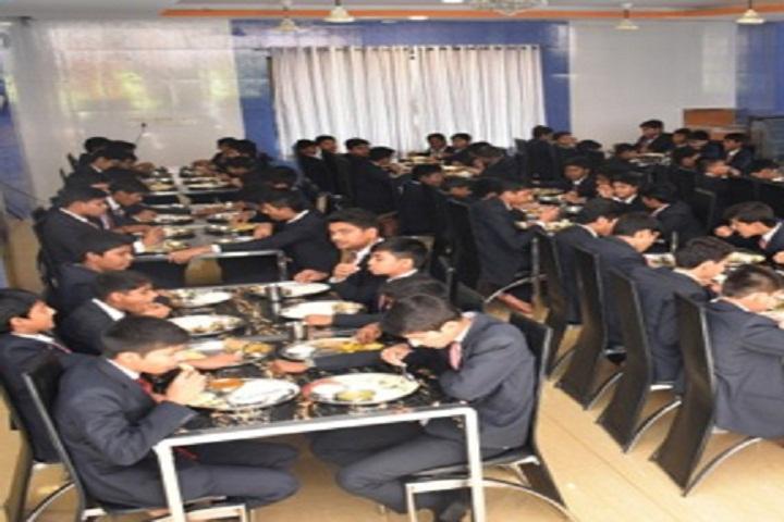 Shree Neelkanth Vidyapeeth International School-Dinning-Hall